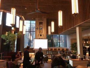 ブルーノート・ジャパンが手がけるレストラン「HAMACHO DINING & BAR SESSiON」